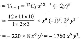 MP Board Class 11th Maths Solutions Chapter 8 द्विपद प्रमेय Ex 8.2 img-5