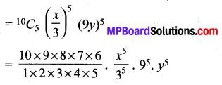 MP Board Class 11th Maths Solutions Chapter 8 द्विपद प्रमेय Ex 8.2 img-8