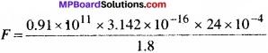 MP Board Class 11th Physics Solutions Chapter 11 द्रव्य के तापीय गुण img 2