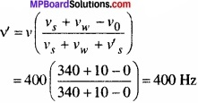 MP Board Class 11th Physics Solutions Chapter 15 तरंगें image 4