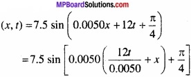 MP Board Class 11th Physics Solutions Chapter 15 तरंगें image 5