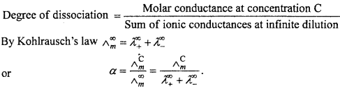 MP Board Class 12th Chemistry Important Questions Chapter 3 Electrochemistry 12