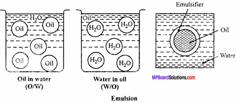 MP Board Class 12th Chemistry Important Questions Chapter 5 Surface Chemistry 5
