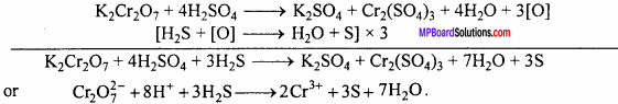MP Board Class 12th Chemistry Important Questions Chapter 8 The d-and f-Block Elements 10