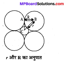 MP Board Class 12th Chemistry Solutions Chapter 1 ठोस अवस्था - 13