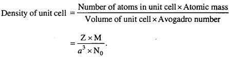 MP Board Class 12th Chemistry Solutions Chapter 1 The Solid State - 24