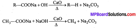 MP Board Class 12th Chemistry Solutions Chapter 12 ऐल्डिहाइड्स, कीटोन्स तथा कार्बोक्सिलिक अम्ल - 121