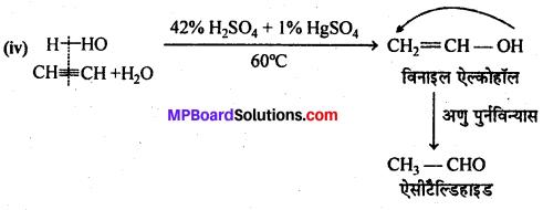 MP Board Class 12th Chemistry Solutions Chapter 12 ऐल्डिहाइड्स, कीटोन्स तथा कार्बोक्सिलिक अम्ल - 86