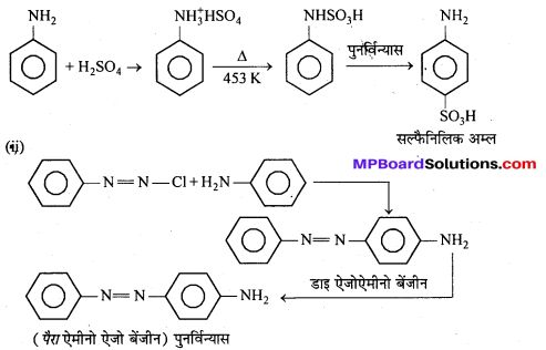 MP Board Class 12th Chemistry Solutions Chapter 13 ऐमीन - 114