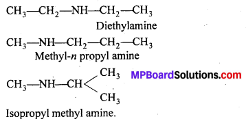 MP Board Class 12th Chemistry Solutions Chapter 13 ऐमीन - 130