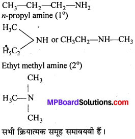 MP Board Class 12th Chemistry Solutions Chapter 13 ऐमीन - 131