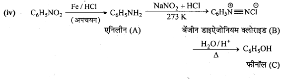 MP Board Class 12th Chemistry Solutions Chapter 13 ऐमीन - 38