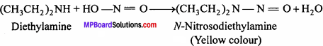MP Board Class 12th Chemistry Solutions Chapter 13 Amines - 10