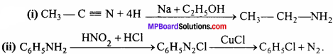 MP Board Class 12th Chemistry Solutions Chapter 13 Amines - 38