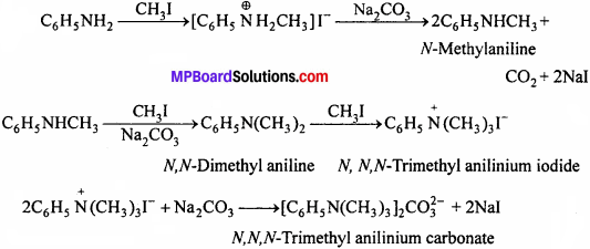 MP Board Class 12th Chemistry Solutions Chapter 13 Amines - 5
