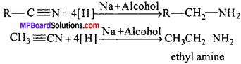MP Board Class 12th Chemistry Solutions Chapter 13 Amines - 54