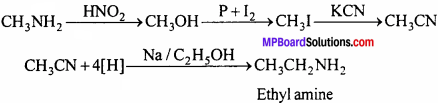 MP Board Class 12th Chemistry Solutions Chapter 13 Amines - 57