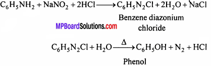 MP Board Class 12th Chemistry Solutions Chapter 13 Amines - 66