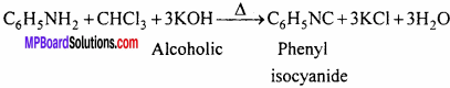 MP Board Class 12th Chemistry Solutions Chapter 13 Amines - 80