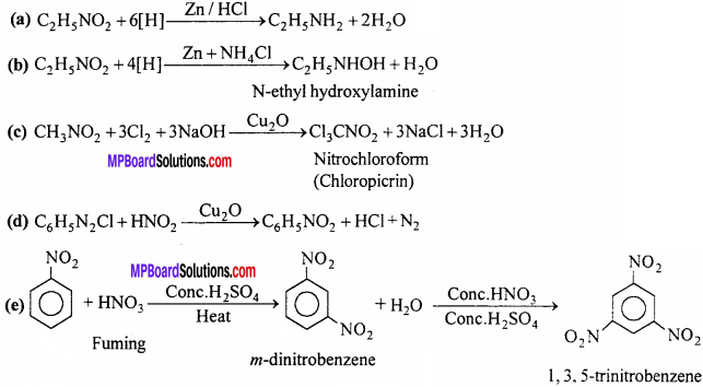 MP Board Class 12th Chemistry Solutions Chapter 13 Amines - 90