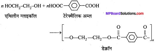 MP Board Class 12th Chemistry Solutions Chapter 15 बहुलक - 15