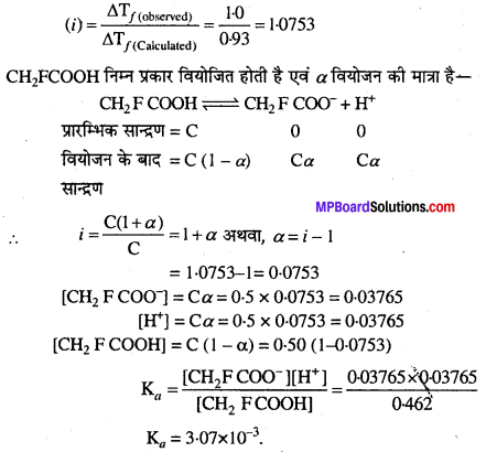 MP Board Class 12th Chemistry Solutions Chapter 2 विलयन - 28