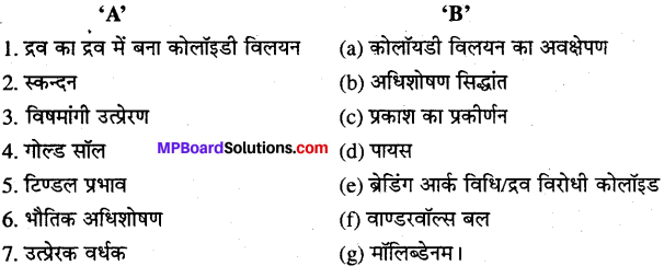 MP Board Class 12th Chemistry Solutions Chapter 5 पृष्ठ रसायन - 27