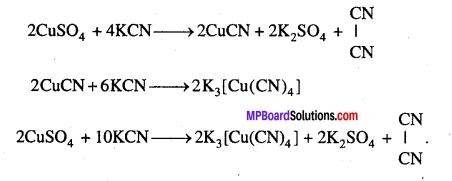 MP Board Class 12th Chemistry Solutions Chapter 6 तत्त्वों के निष्कर्षण के सिद्धान्त एवं प्रक्रम - 36