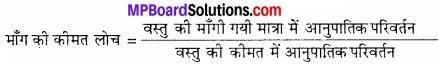 MP Board Class 12th Economics Important Questions Unit 2 उपभोक्ता व्यवहार एवं माँग img a