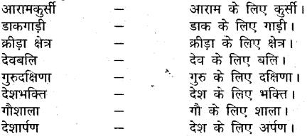 MP Board Class 12th General Hindi व्याकरण समास-विग्रह img-10