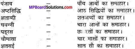 MP Board Class 12th General Hindi व्याकरण समास-विग्रह img-19