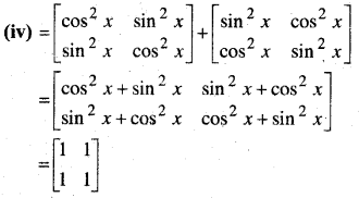 MP Board Class 12th Maths BooK Solutions Chapter 3 आव्यूह Ex 3.2 img 7