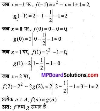 MP Board Class 12th Maths Book Solutions Chapter 1 संबंध एवं फलन विविध प्रश्नावली img 11