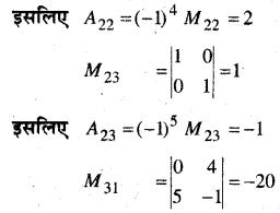 MP Board Class 12th Maths Book Solutions Chapter 4 सारणिक Ex 4.4 img 6