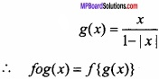 MP Board Class 12th Maths Important Questions Chapter 1 Relations and Functions img 6