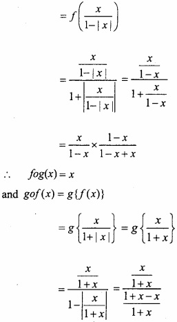 MP Board Class 12th Maths Important Questions Chapter 1 Relations and Functions img 6a