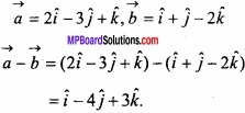 MP Board Class 12th Maths Important Questions Chapter 10 Vector Algebra img 8