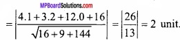 MP Board Class 12th Maths Important Questions Chapter 11 Three Dimensional Geometry IMG 17