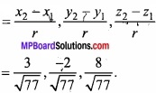 MP Board Class 12th Maths Important Questions Chapter 11 Three Dimensional Geometry IMG 4