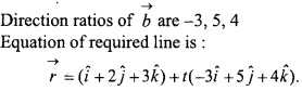 MP Board Class 12th Maths Important Questions Chapter 11 Three Dimensional Geometry IMG 41a