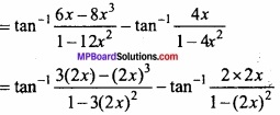 MP Board Class 12th Maths Important Questions Chapter 2 Inverse Trigonometric Functions img 30
