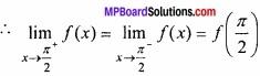 MP Board Class 12th Maths Important Questions Chapter 5A सांतत्य तथा अवकलनीयता img 15