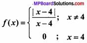 MP Board Class 12th Maths Important Questions Chapter 5A सांतत्य तथा अवकलनीयता img 9