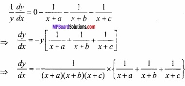 MP Board Class 12th Maths Important Questions Chapter 5B अवकलन img 30
