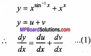 MP Board Class 12th Maths Important Questions Chapter 5B अवकलन img 50