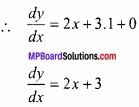 MP Board Class 12th Maths Important Questions Chapter 5B अवकलन img 7