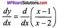 MP Board Class 12th Maths Important Questions Chapter 6 Application of Derivatives img 17