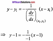 MP Board Class 12th Maths Important Questions Chapter 6 Application of Derivatives img 23
