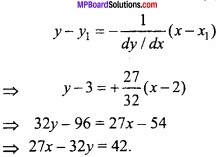 MP Board Class 12th Maths Important Questions Chapter 6 Application of Derivatives img 28