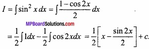 MP Board Class 12th Maths Important Questions Chapter 7 समाकलन img 10